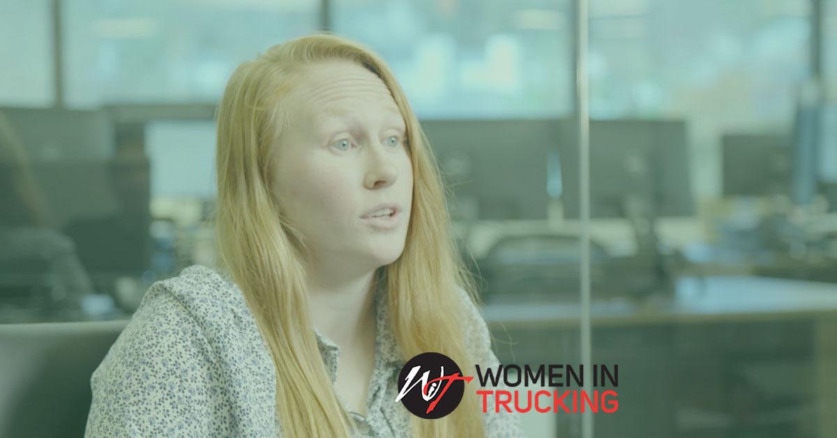 abby roth capital logistics, women in trucking