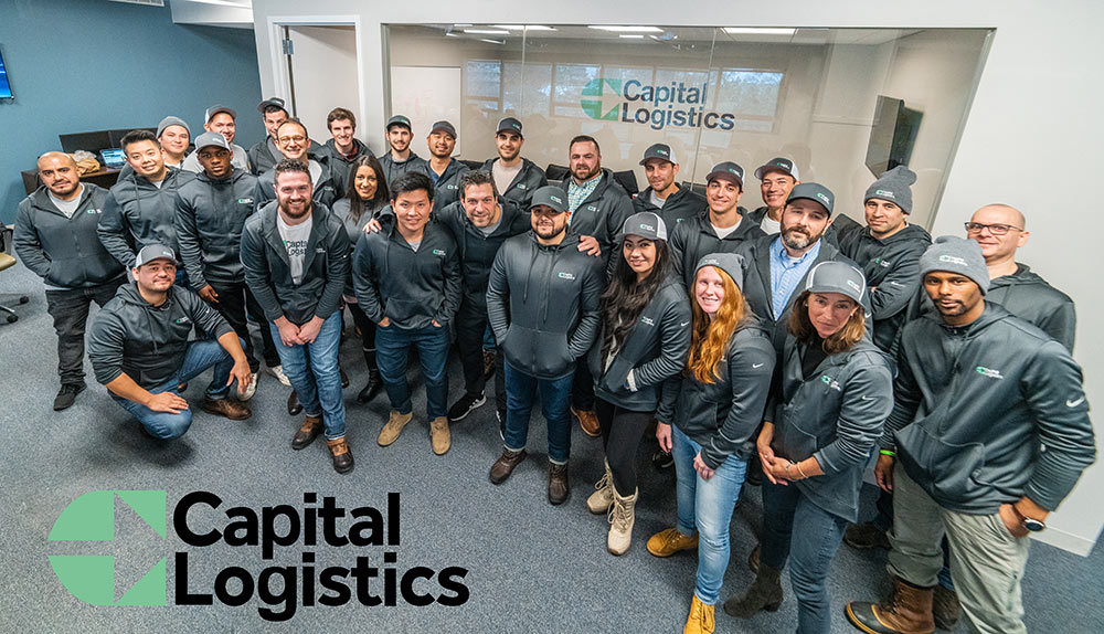 Capital Logistics Team - Group Photo