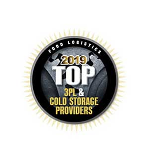 2019 top 3pl and cold storage providers