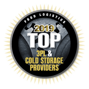 2019 Top 3pl & cold storage providers