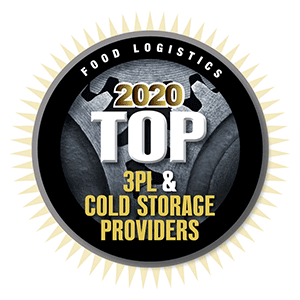 2020 food logistics top 3pl & cold storage providers