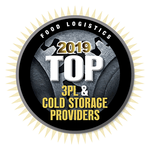 2019 food logistics top 3pl & cold storage providers