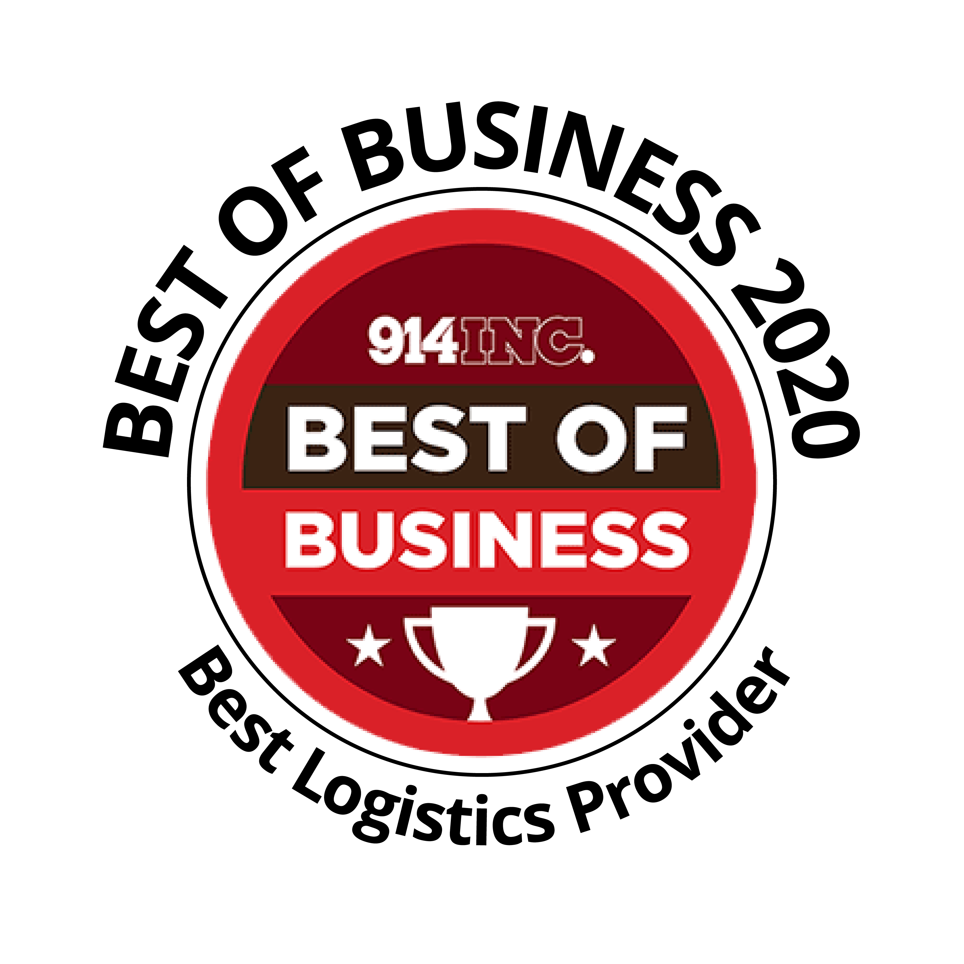 Best of Business 2020 - Best Logistics Provider