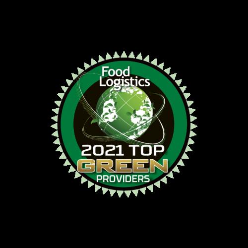 Food Logistics 2021 Top Green Providers