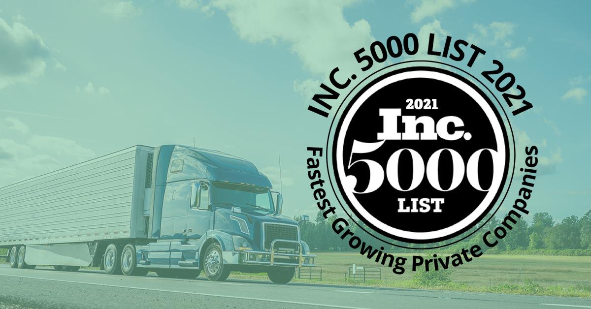 Inc 5000 List 2021